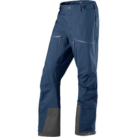 Houdini Purpose Pants Men blurred blue